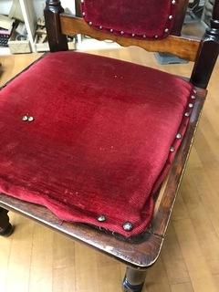 家具修理札幌椅子